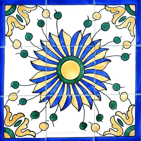 Ceramic Tiles Wall Murals Decorative Murals Art Tiles Decor