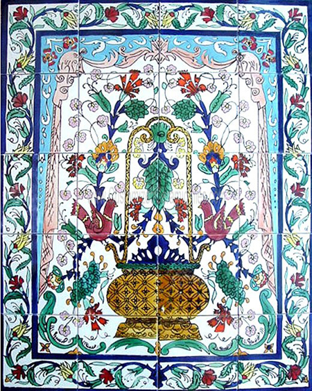 Hand painted ceramic tiles for sale joy studio design - Hand painted ceramic tile ...