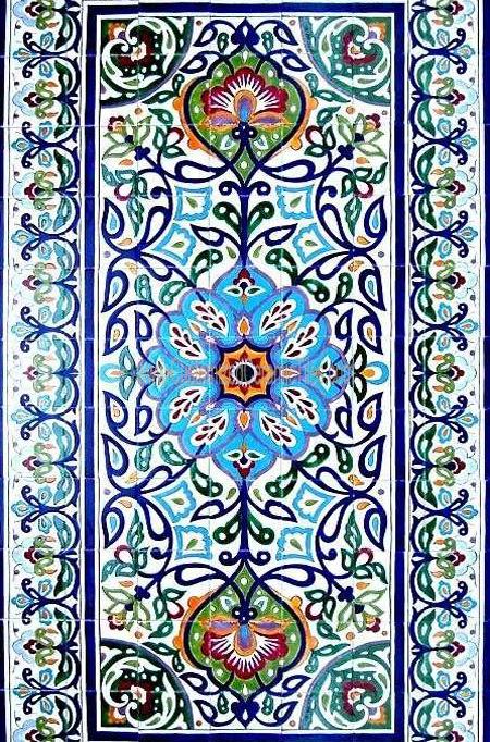 Ceramic Tiles Wall Decor Decorative Tiles Exotic